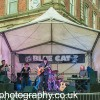 Stockport Festival 2014- with Carl Lingard (guitar), Carol Jason (bass), Mark Harrison (trumpet), Dougie Black (drums) and Danny Donnelly (Blue Cat) - far right!